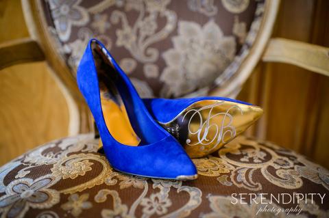 houston wedding photography, wedding shoes