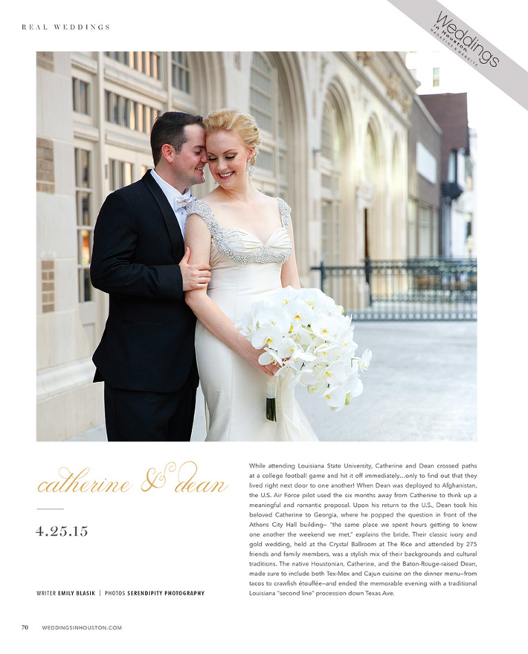 serendipity photography wedding featured at Crystal Ballroom and St. Paul United Methodist Church